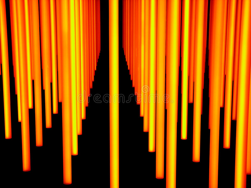 Download Light sculpture stock photo. Image of phosphor, fluorescent - 24312