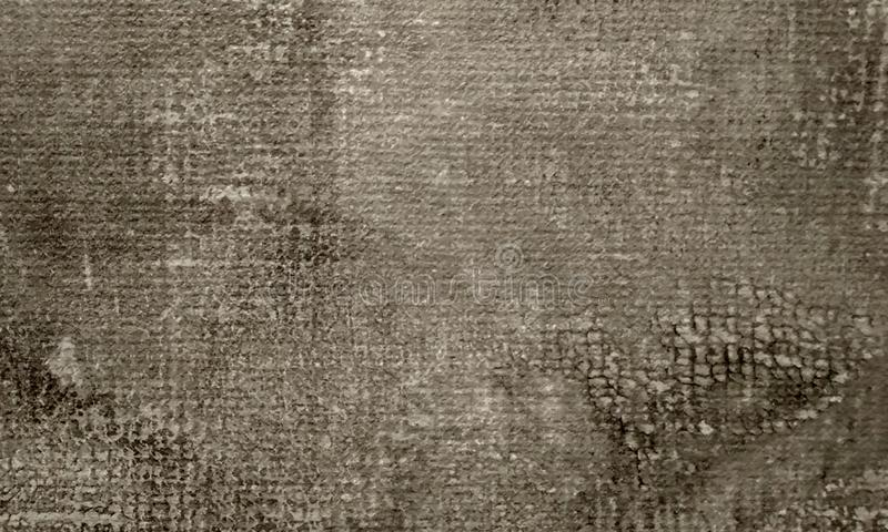 Light sepia background with vintage grunge or sponged paint texture with soft beige grungy stains. Light sepia paper background with vintage grunge or sponged royalty free stock photography