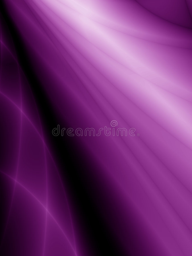 Light and shade. Fractal image of an abstract stock illustration