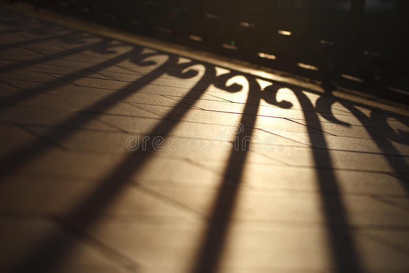 Light and shadow stock photos