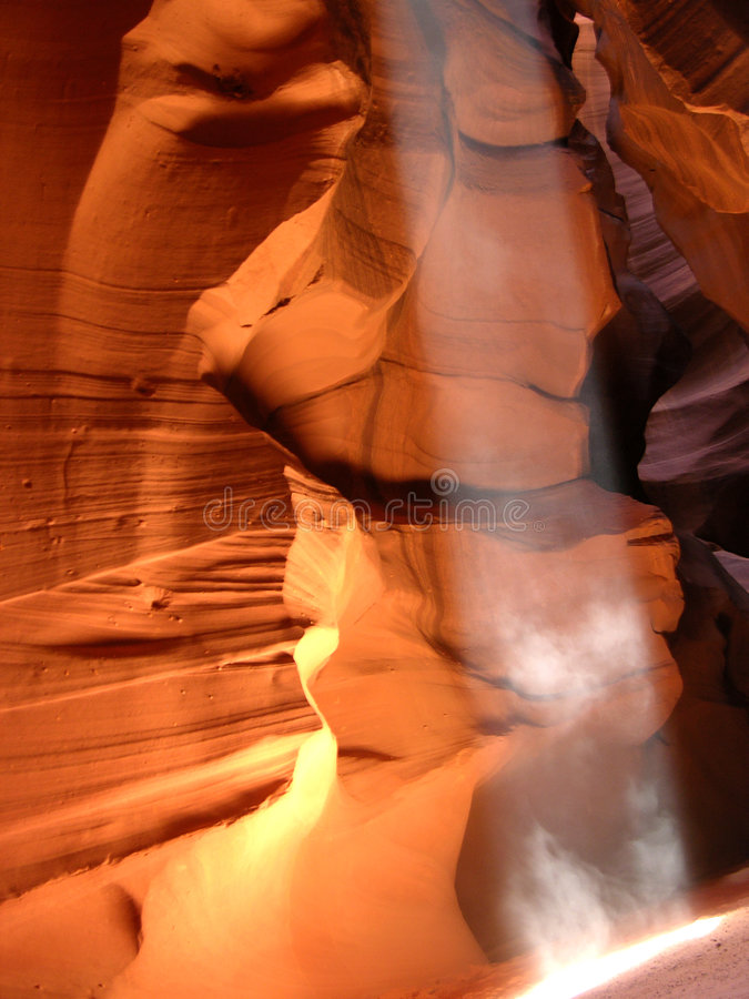 Download Light And Shadow In Antelope Canyon Stock Photo - Image of geology, southwest: 173328