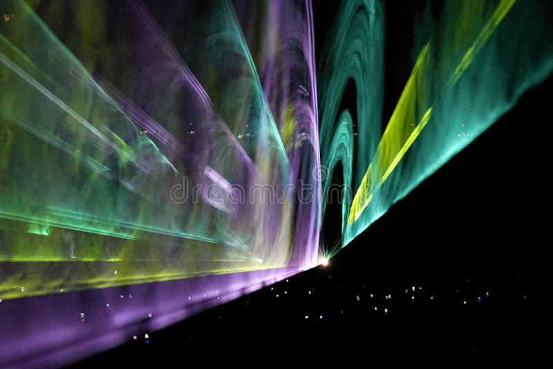 Download Light show at party stock photo. Image of dazzling, audience - 2793082