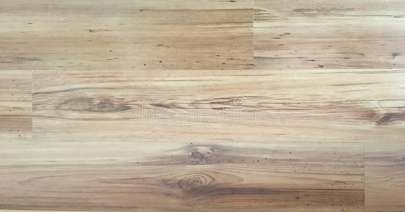 Light soft wood floor surface texture as background, wooden parquet. Old grunge washed oak laminate pattern top view. stock photography