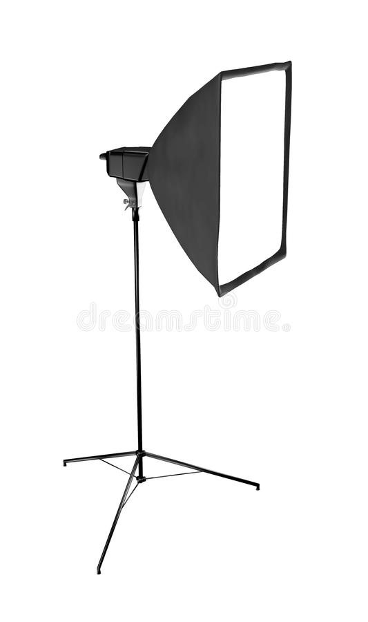 Download Light softbox stock illustration. Image of soft, floodlight - 29401045
