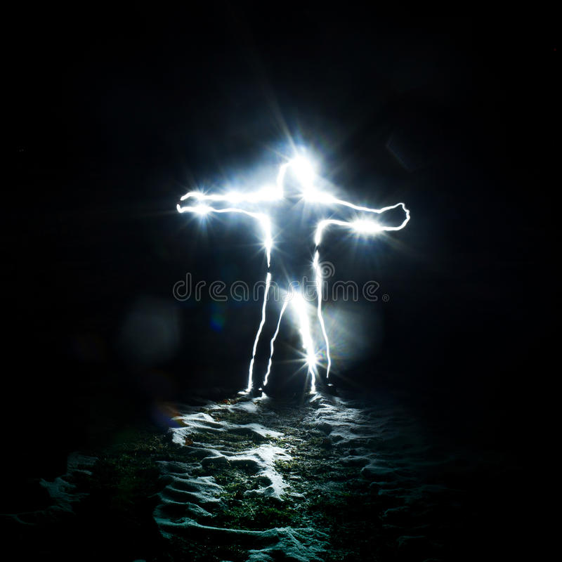 Light Spirit Stock Image