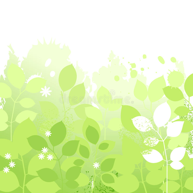 Download Light spring background stock vector. Image of fresh - 18581755