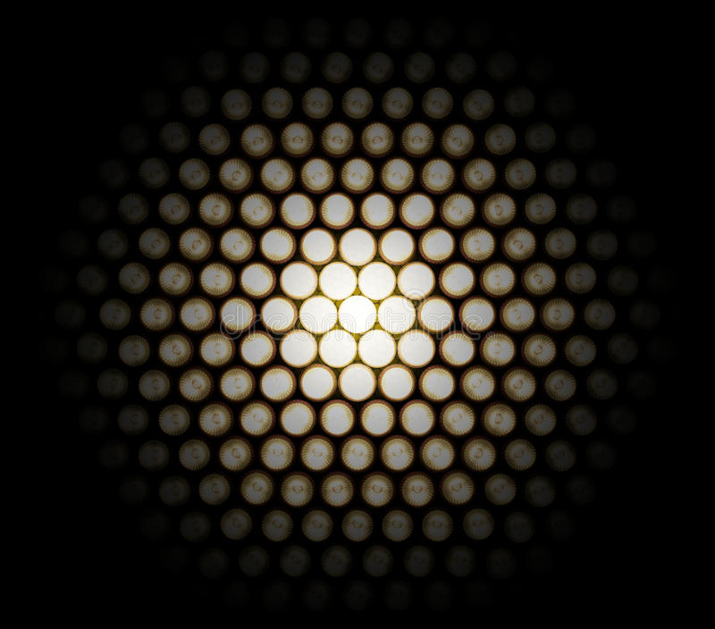 Download Light stages stock photo. Image of modern, halftone, electric - 23192438