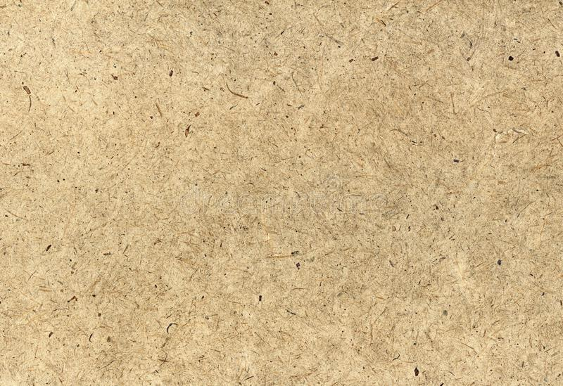 Light chipboard surface with fibers stock photos
