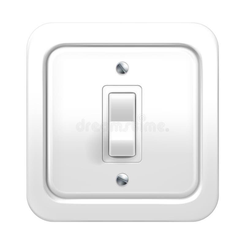 Free Light Switch Royalty Free Stock Photos - 21919158