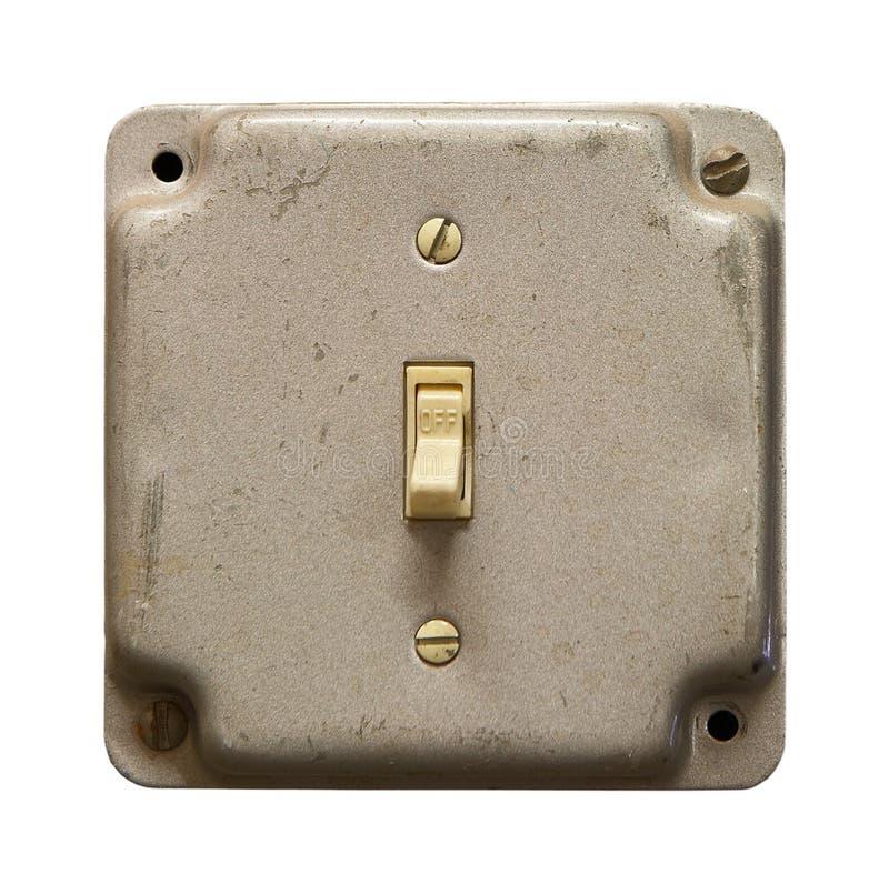Light switch stock photos