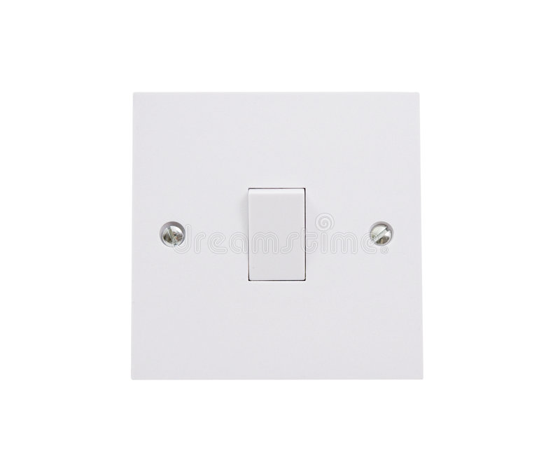 Light switch stock images