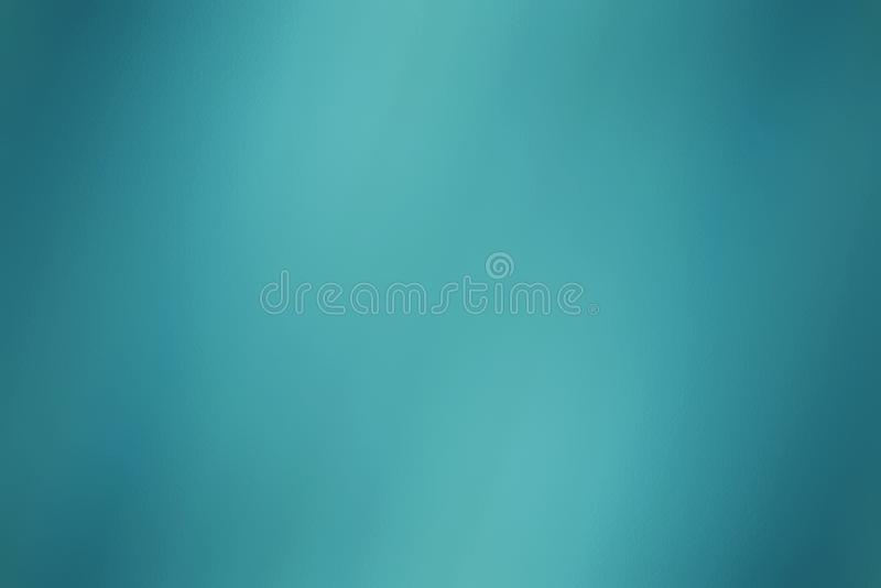 Teal abstract glass texture background or pattern, creative design template stock illustration