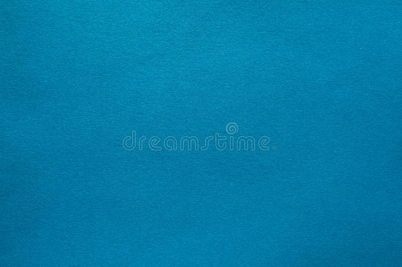 Light teal blue felt texture abstract background stock image