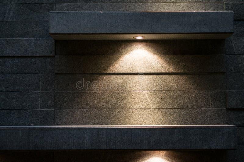 Light on the texture
