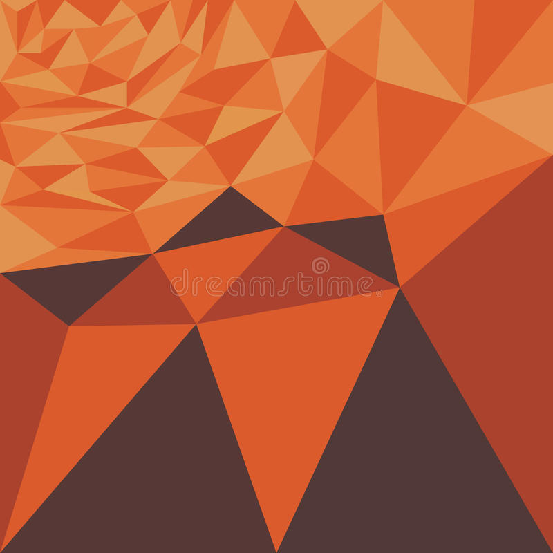 Light texture, pattern from trianle. stock illustration
