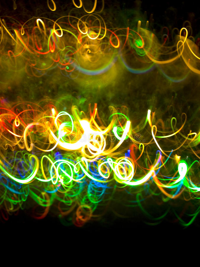 Download Light tracks stock illustration. Image of motion, holiday - 29480483