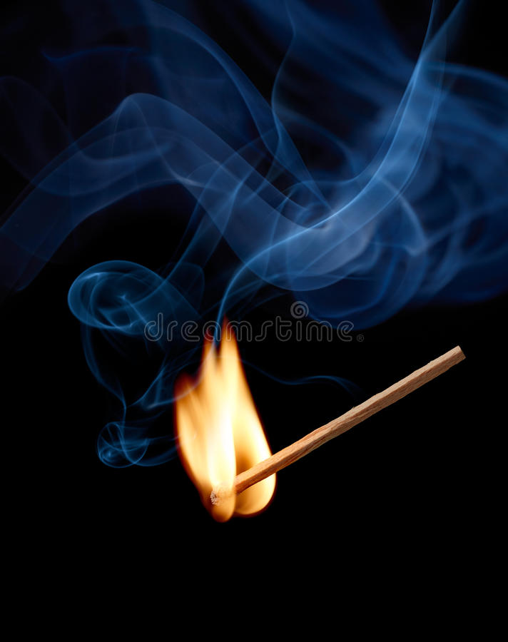 Download Light up a match stock image. Image of igniting, close - 97207451