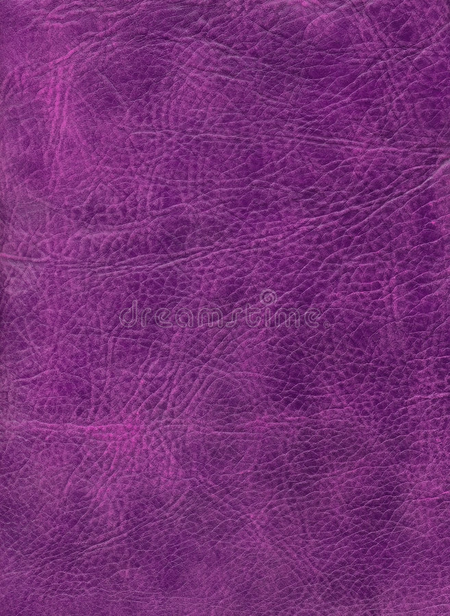 Light violet leather texture stock photo