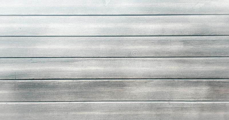 Light white wash soft wood texture surface as background. Grunge whitewashed wooden planks table pattern top view. royalty free stock photos