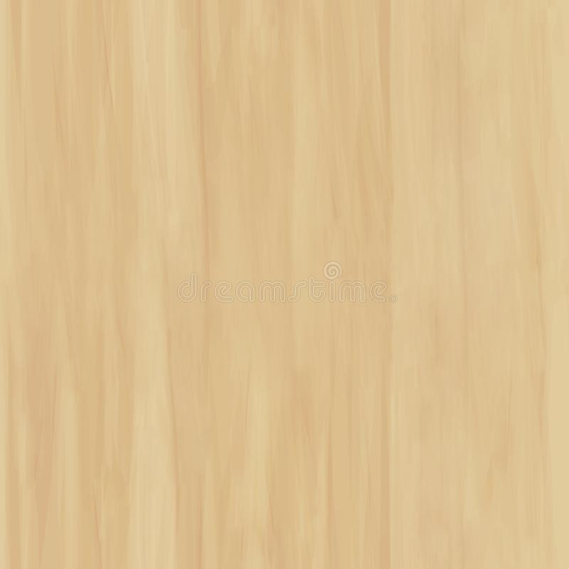 Download Wood Seamless Background Cartoon Texture Stock Illustration