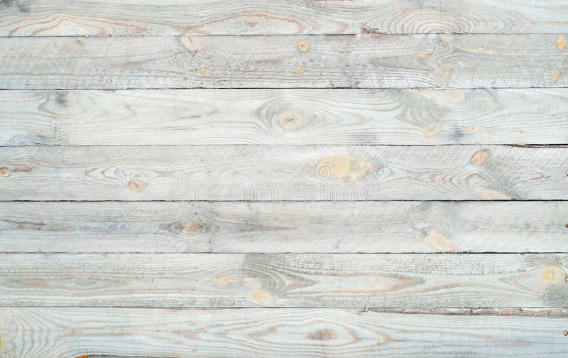 Light Wooden horizontal Wall Planking Texture. Solid Wood Slats Rustic Background. Horizontal Wood Board Panel stock photos