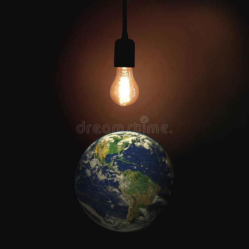 Light of the World royalty free stock photo