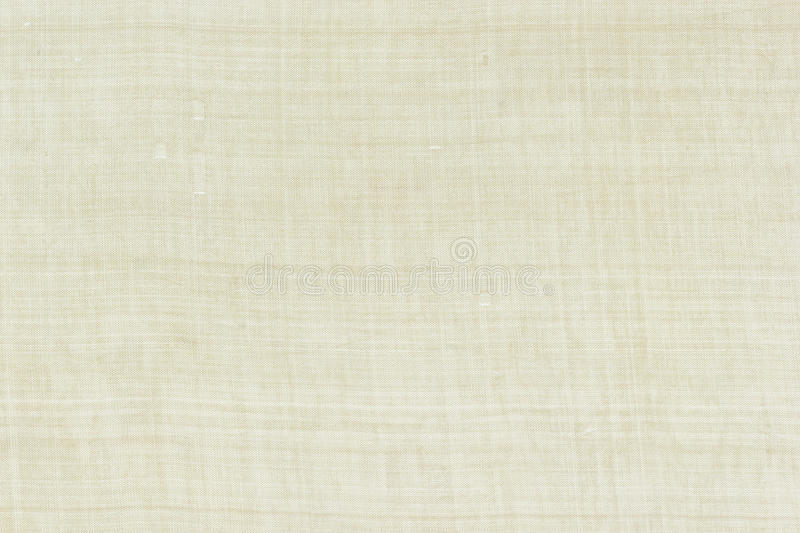 Light yellow knitted fabric texture or background. stock photography