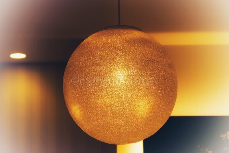 Lightball royalty-vrije stock fotografie