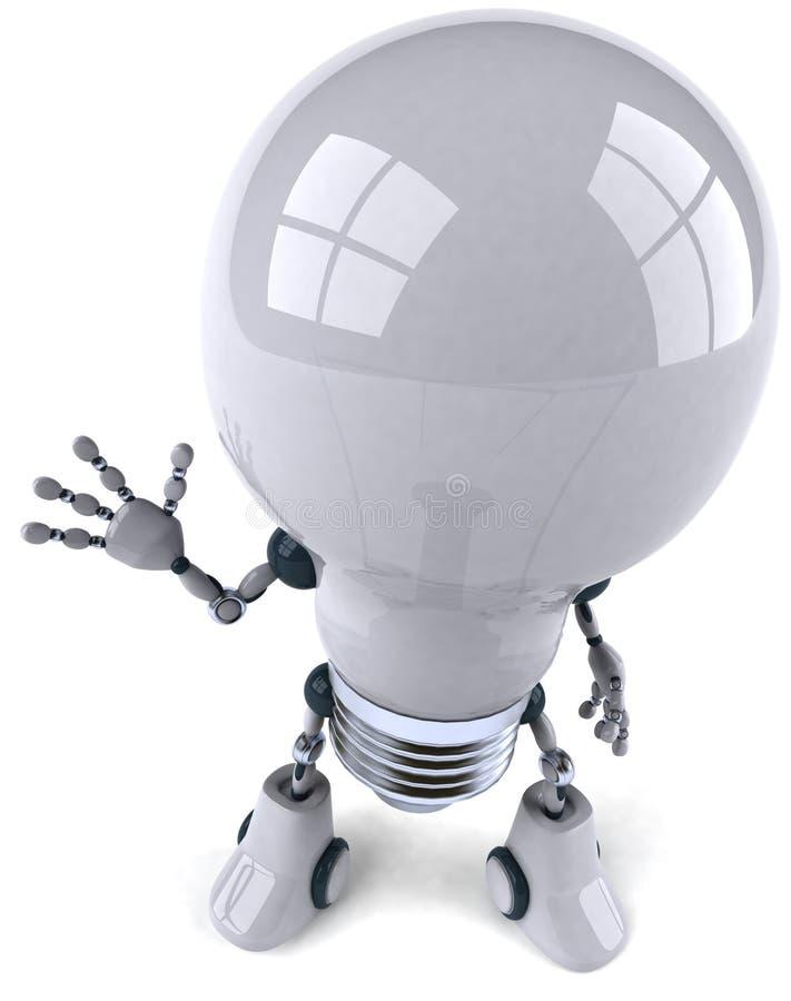 lightbulb иллюстрация штока