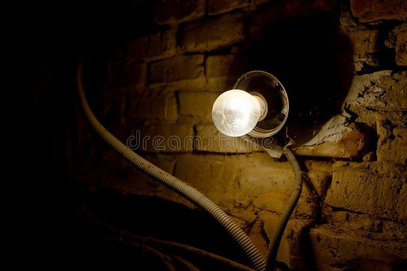 Lightbulb stock fotografie