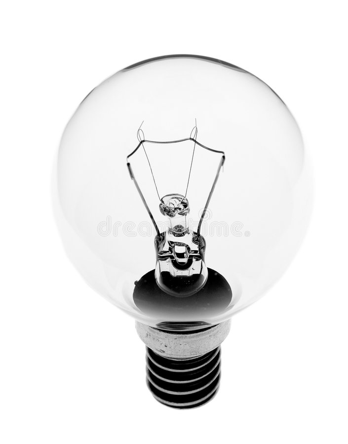 Download Lightbulb stock photo. Image of reflection, electrical - 2209992