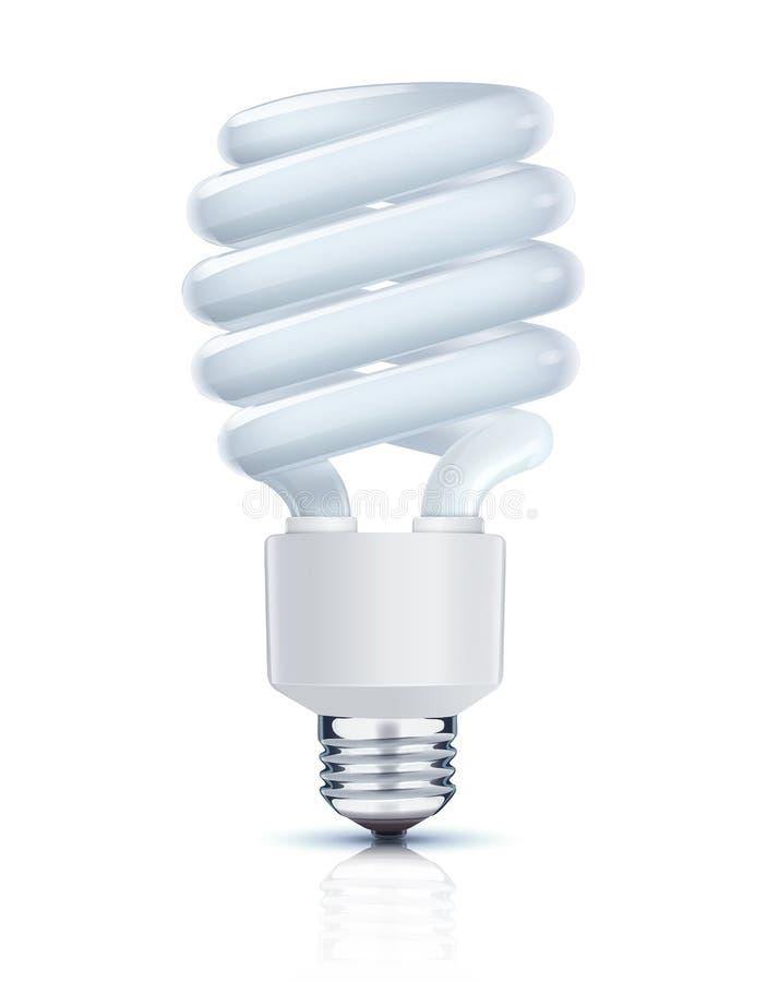 lightbulb royaltyfri illustrationer