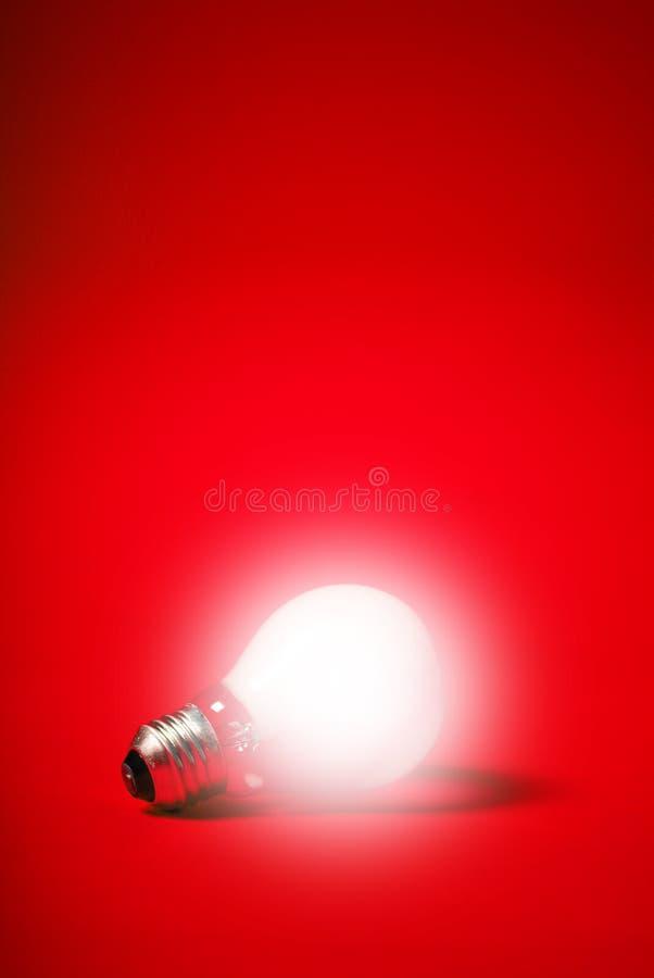 Lightbulb royalty-vrije stock foto's