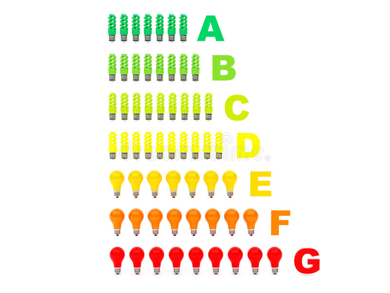 Download Lightbulb stock illustration. Image of generation, graphic - 26927084