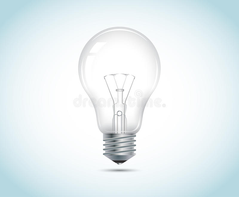Lightbulb stock illustratie