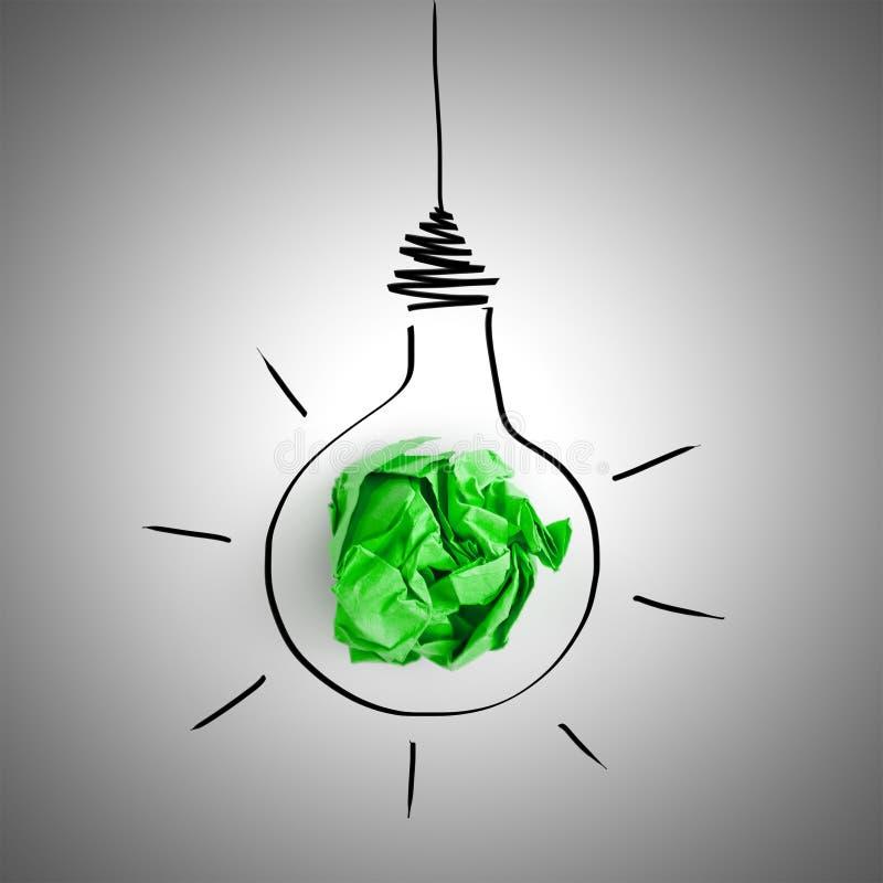 Lightbulb ilustracji