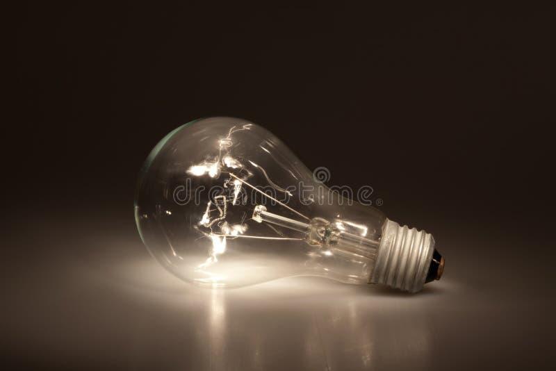 Lightbulb fotografia stock