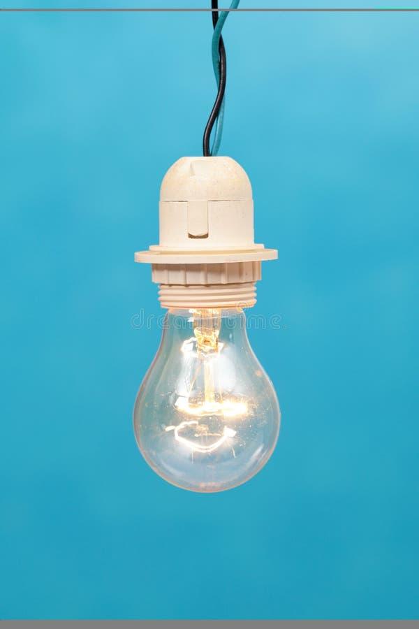 Lightbulb fotografia royalty free