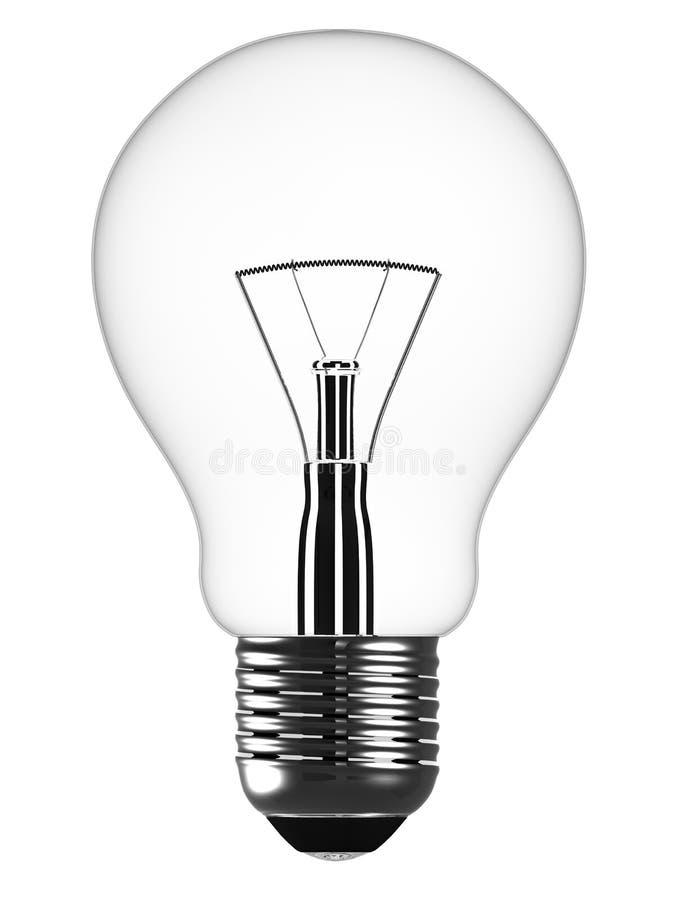 Lightbulb stock illustratie