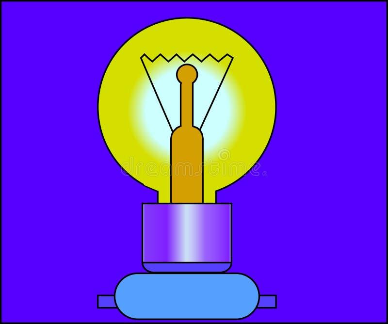 Lightbulb stock afbeelding