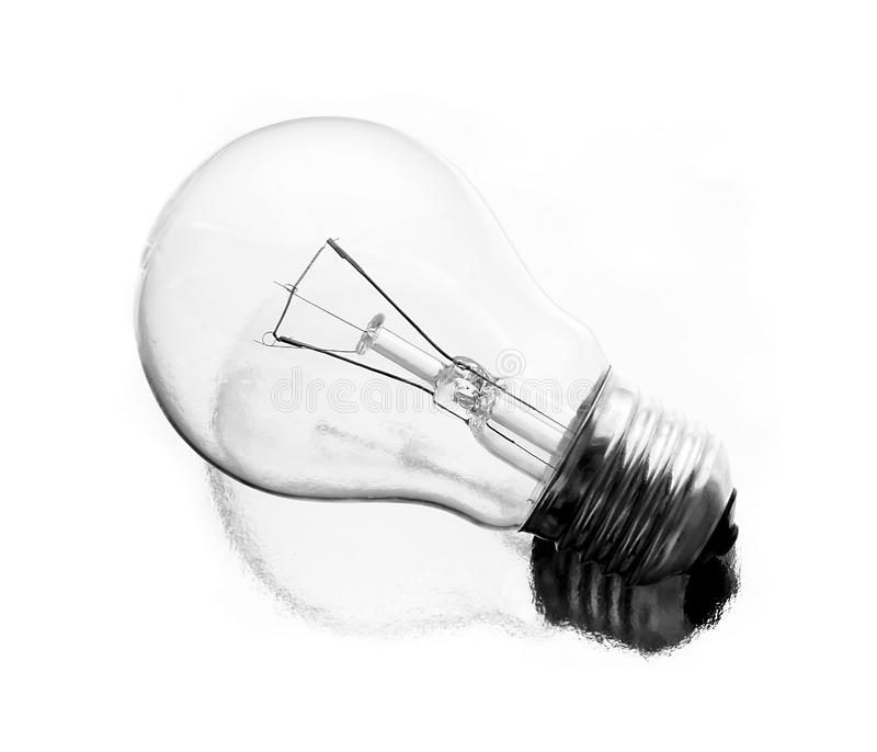 Lightbulb obrazy royalty free