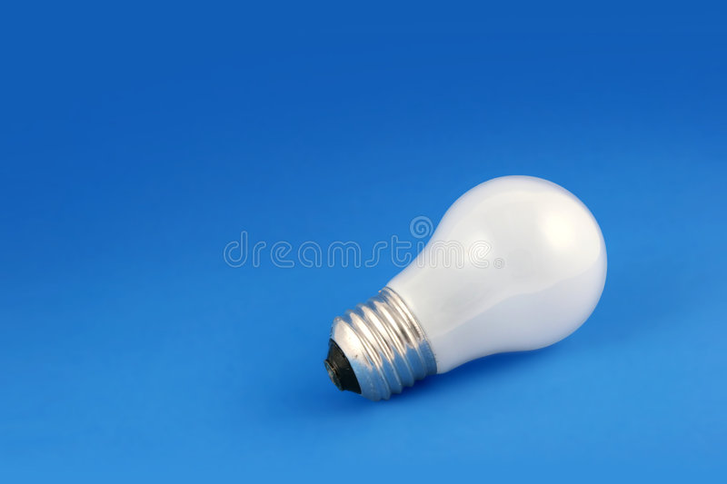 Lightbulb royalty-vrije stock foto