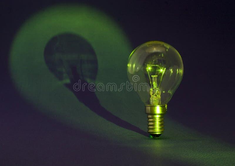 lightbulb zdjęcie stock