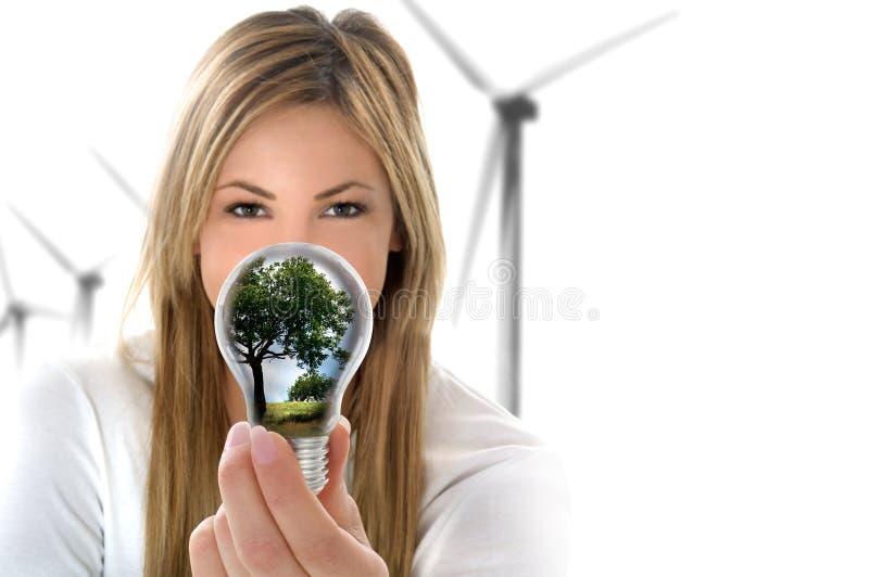 Lightbulb royalty free stock image