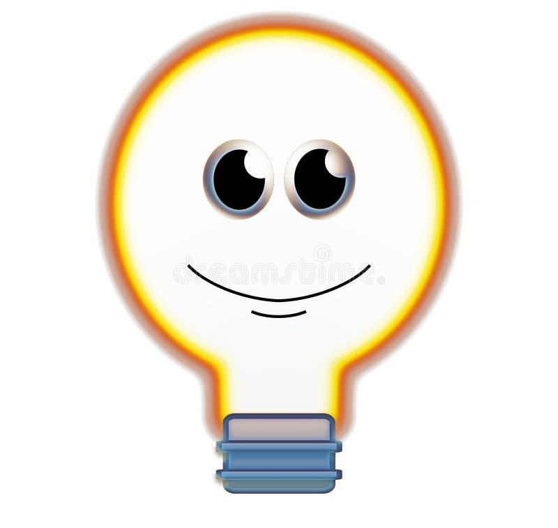 lightbulb διανυσματική απεικόνιση