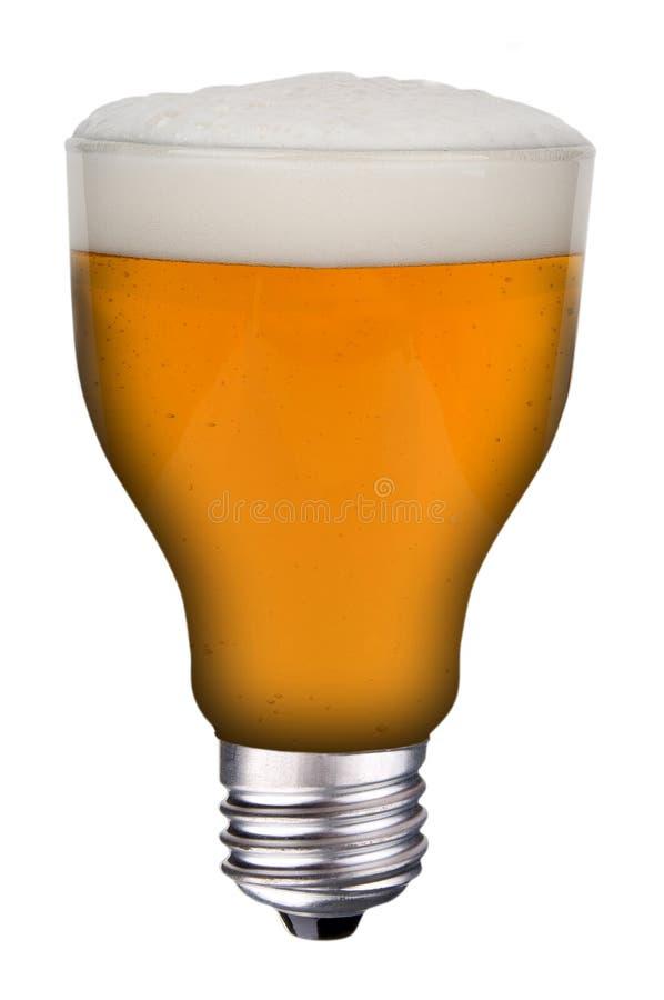 Lightbulb beer
