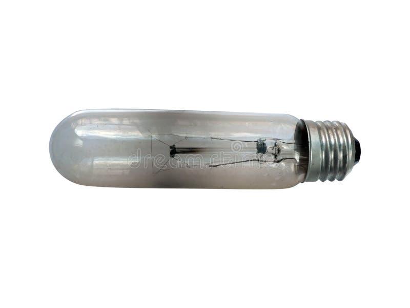 Lightbulb Grungy Stock Images