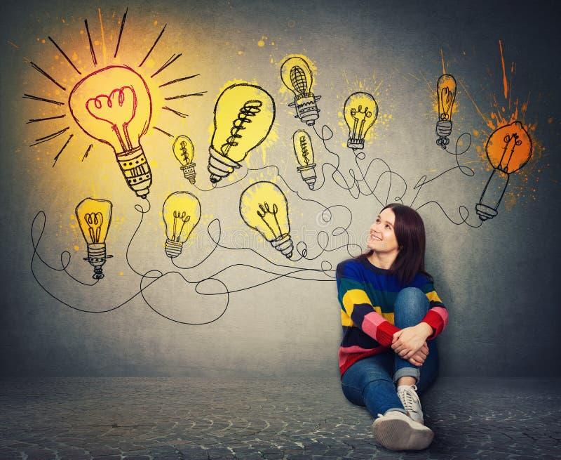 Lightbulbs royalty-vrije stock afbeelding