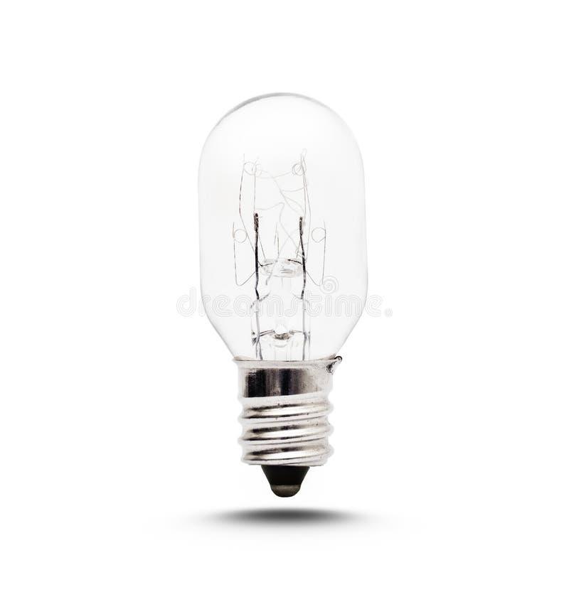 Lighted bulb royalty free stock photos