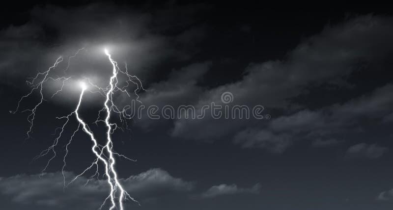 lightening μπουλονιών στοκ φωτογραφία με δικαίωμα ελεύθερης χρήσης